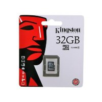 micro SDHC карта памяти Kingston 32GB Class4 без адаптера (SDC4/32GBSP)