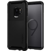 Чехол Spigen Neo Hybrid Urban для Galaxy S9 Midnight Black