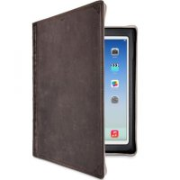 Twelve South BookBook Leather Sleeve for iPad Air - Brown