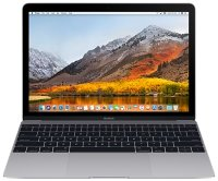 "Ноутбук Apple MacBook 12"" Retina Core m3 1,2 ГГц, 8 ГБ, 256 ГБ Flash, HD 615 «серый космос» MNYF2RU/A"