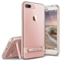 Чехол VRS Design Crystal Bumper для iPhone 7 Plus Rose Gold