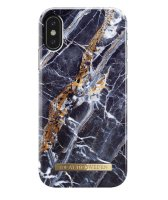 Чехол iDeal of Sweden для iPhone X Midnight Blue Marble
