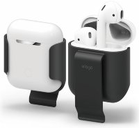 Клип Elago для AirPods Carrying clip Black