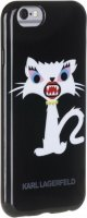 Lagerfeld iPhone 6 Monster Choupette Hard Black