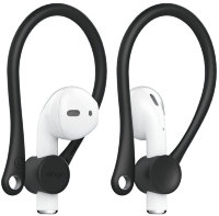 Крепление Elago для AirPods EarHook Black (2 шт.)