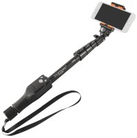 Yunteng YT1288 Self Picture Monopod Bluetooth black