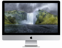 Моноблок Apple iMac 5K 27 RETINA Display 5K MF886RU/A (Core i5 3,5GHz/8GB/1TB Fusion Drive/AMD Radeon R9 M290X 2Gb/DVD нет/Wi-Fi/BT/Mac OS X)