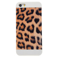 Motomo INO Safari White Leopardn for iPhone 5/5s