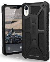 Чехол UAG Monarch series for iPhone XR black (111091114040)