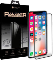 Защитное стекло Mocoll 2.5D для iPhone XR Full Cover Tempered Glass Storm series Black