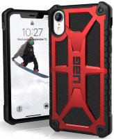 Чехол UAG Monarch series for iPhone XR red (111091119494)