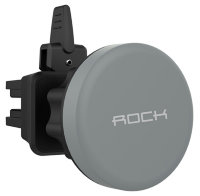 Rock Universal Air Vent Magnetic Car Mount (B-Version) grey