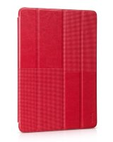Чехол HOCO Crystal Fashion leather case для iPad Air 2 Red