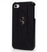 Ferrari для iPhone 5/5S FF-Collection Hard Black