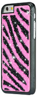 BMT Case for iPhone 6, Glam! - Zebra Pink