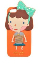 Hello geeks iPhone 5/5S Case (Lucy)