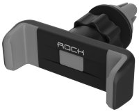 Rock Deluxe Vent Edition Car Holder black/grey автомобильный держатель