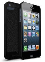 Maserati для iPhone 5/5S Calandra series (black)