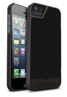 Maserati для iPhone 5/5S Calandra series (grey)