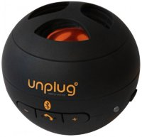 Unplug Mini-Speaker Black