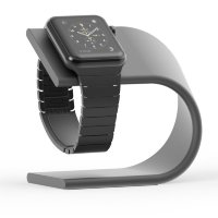 Nomad Stand- Подставка для Apple Watch, Space Gray