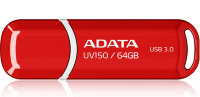 USB Флешка 3.0 A-DATA 64GB UV150 RED