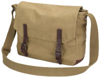 "Ally Capellino Canvas iPad/ Mac Book Air 11"" - KHAKI"