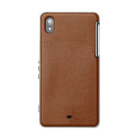 Zenus Avoc Barcelona for Xperia Z2, Brown