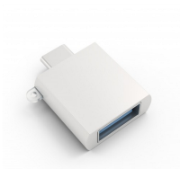 Satechi USB 3.0 Type-C to USB 3.0 Adapter Silver (ST-TCUA)
