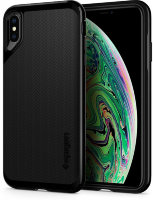 Чехол Spigen Neo Hybrid для IPhone Xs Max  Jet Black (065CS24839)