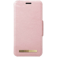 Чехол-книжка iDeal of Sweden Fashion Wallet для iPhone XS Max Розовый