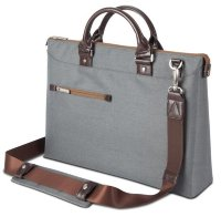 Moshi Urbana Slim Laptop Briefcase - Gray