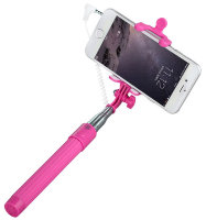 Baseus Selfie Stick Pro Series High Quality MultiF pink