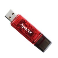 USB Флешка Apacer 32GB AH324 red