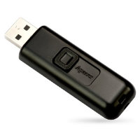 USB Флешка Apacer 32GB AH325 black