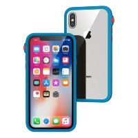 Catalyst Impact Protection iPhone X Case Blue