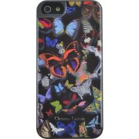 Lacroix для iPhone 5/5S Butterfly Hard Black