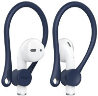 Крепление Elago для AirPods EarHook Blue (2 шт.)