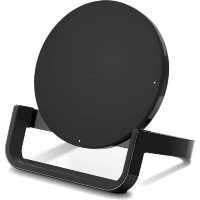 Belkin Wireless Charging Stand Черный (F7U052vfBLK)