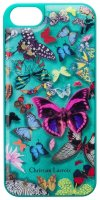 Lacroix для iPhone 5/5S Butterfly Hard Green