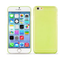 "Защитная крышка для iPhone 6/6s ""HOCO"" Thin Series Frosted Case Green"