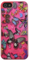 Lacroix для iPhone 5/5S Butterfly Hard Pink