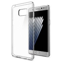 Чехол Spigen для Galaxy Note 7 Case Liquid Crystal (562CS20405)