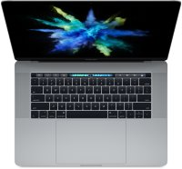 "Apple MacBook Pro 15"" Core i7 2,8 ГГц, 16 ГБ, 256 ГБ SSD, Radeon Pro 555, Touch Bar «серый космос» MPTR2RU/A"