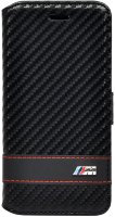 BMW для iPhone 6 M-Collection Booktype Carbon Blk