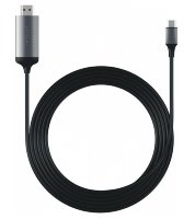 Кабель Satechi Type-C to 4K HDMI Cable Space Gray