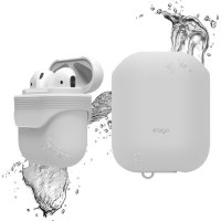 Чехол Elago для AirPods Waterproof case White