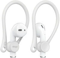 Крепление Elago для AirPods EarHook White (2 шт.)