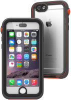 Catalyst Waterproof for iPhone 6 black/orange CATIPHO6RES