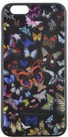 Lacroix для iPhone 6 Butterfly Hard Black